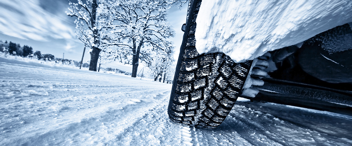 Benefits of winter tires in Canada